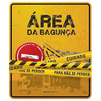 Placa Área Infectada Cuidado