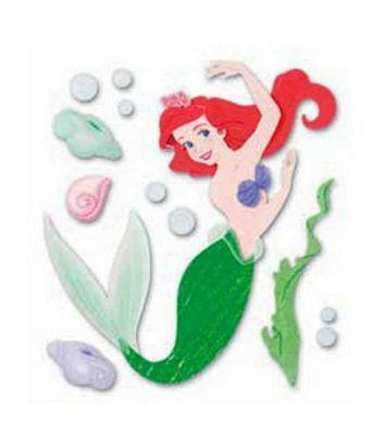 Adesivo Ariel Under The Sea