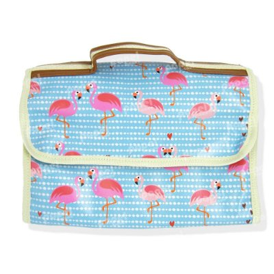 Necessaire Organizadora Flamingos