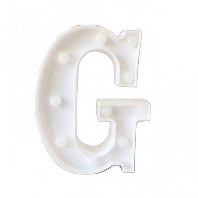 Luminária Letra G
