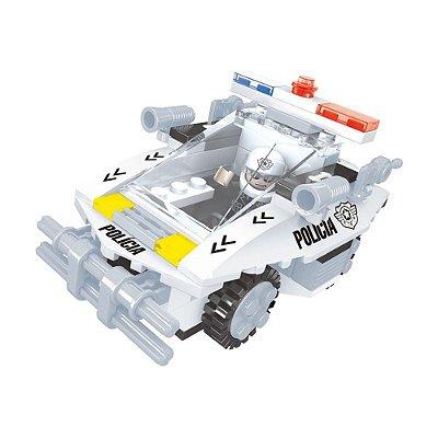 Brinquedo de Lego Carro Patrulha
