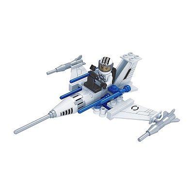 Brinquedo de Lego Nave Caça