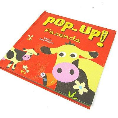 Livro Pop- Up Fazenda