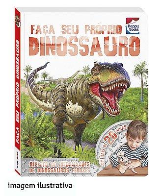 Livro Dinossauro