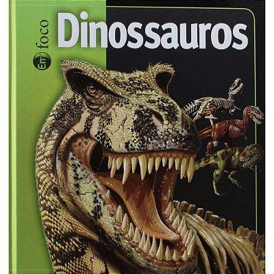 Livro Em Foco Dinossauro