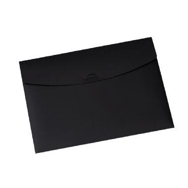 Pasta Envelope Preta