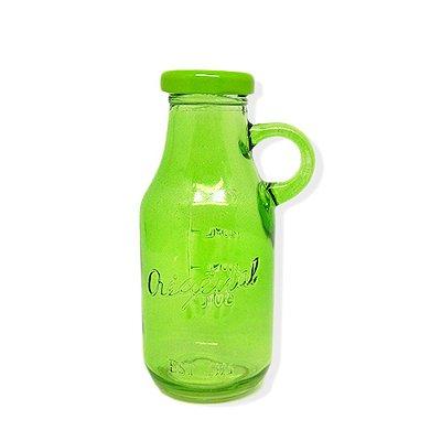 Garrafinha de Vidro Original 300ml Verde