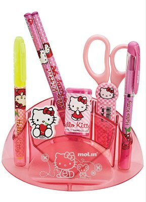 Organizador de Mesa Hello Kitty