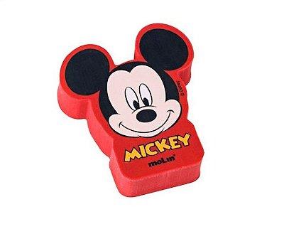 Borracha Mickey Vermelha