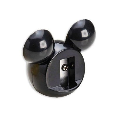 Apontador Mickey Preto