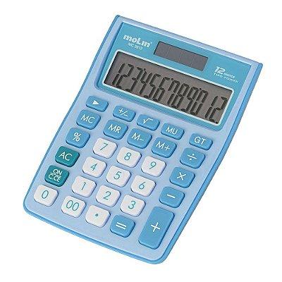 Calculadora Azul Média