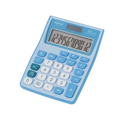 Calculadora Azul Pequena
