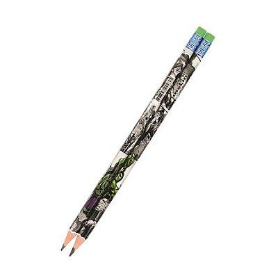 Lápis com Borracha Vingadores -  Hulk