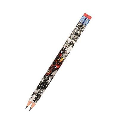 Lápis com Borracha Vingadores -  Homem de Ferro