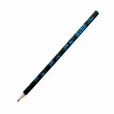 Lápis Star Wars Preto e Azul