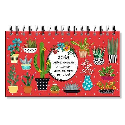 Agenda 2018 Cactos Mini Semanal