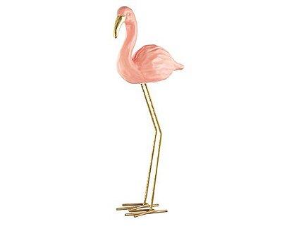 Flamingo Rosa com Pernas G
