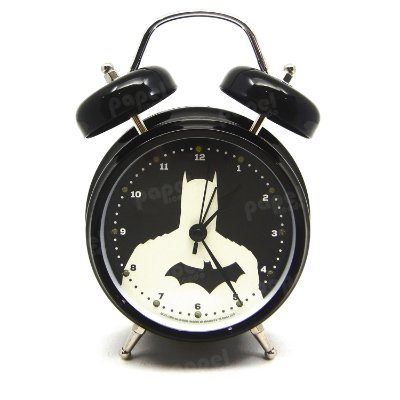 Relógio Despertador Batman