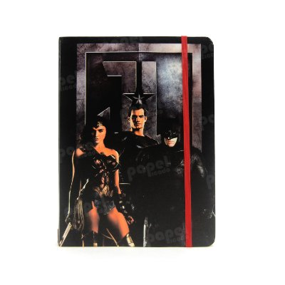 Caderneta Pautada Liga da Justiça