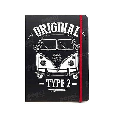 Caderneta Pautada Type 2