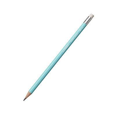 Lápis HB nº 2 Swano Pastel Azul