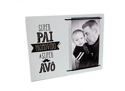 Porta Retrato Promovido a avô