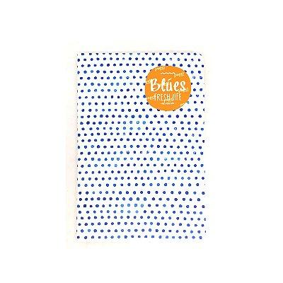 Caderninho Brochura Bolinhas