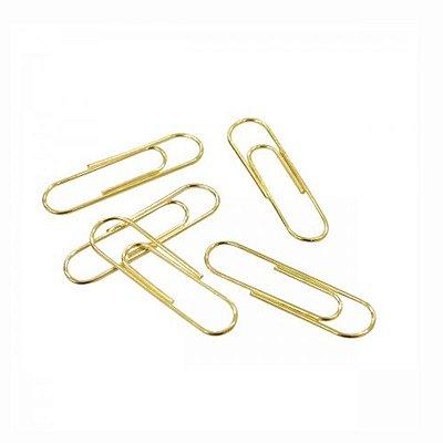 Clips Dourados 28mm