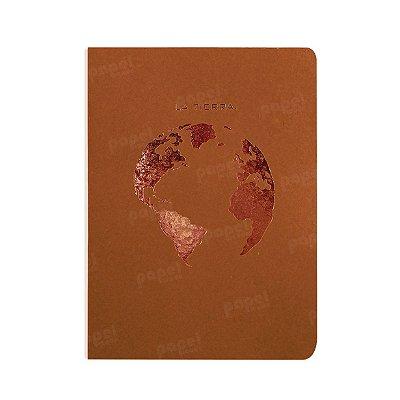 Caderno Marrom La Tierra