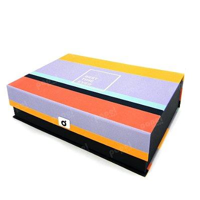 Caixa Organizadora Listras Allegro