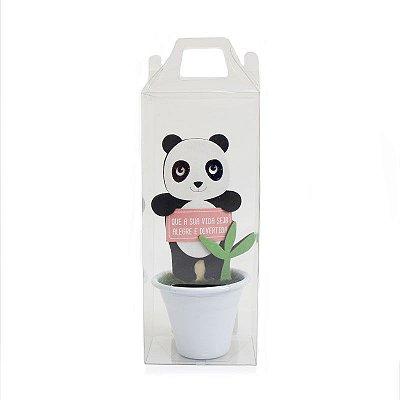Vasinho Decorativo Panda