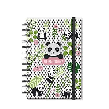 Agenda 2019 Espiral Panda Média