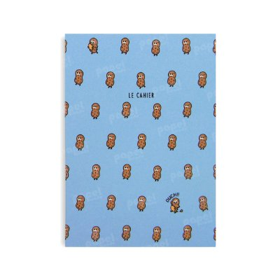 Caderninho Brochura Pequeno Amendoim