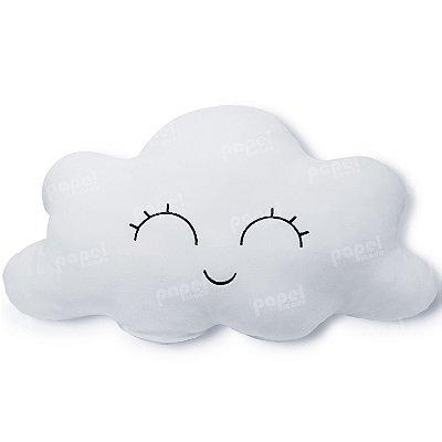 Almofada de Nuvem Branca