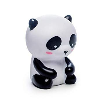Mini Luminária Panda