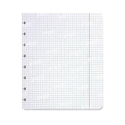 Refil Caderno de Discos Quadriculado A5