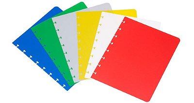 Páginas de Divisão Caderno de Discos A5