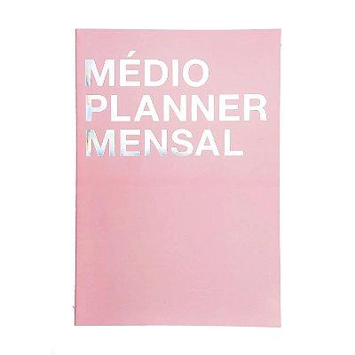 Planner na Medida Rosa- Médio