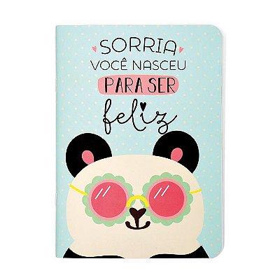 Caderninho Panda