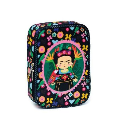 Estojo Organizador 100 Pens Frida Kahlo