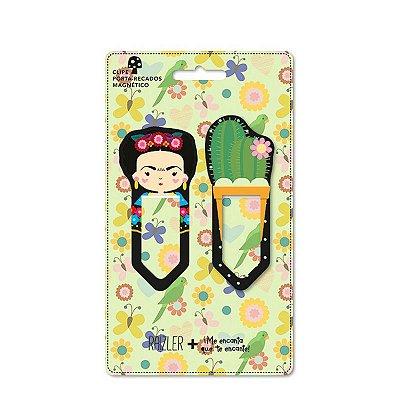 Clips Magnético Frida Khalo