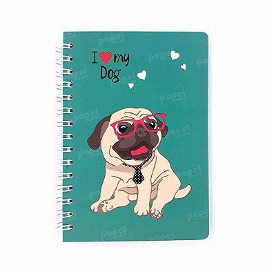 Caderno Midi Dog