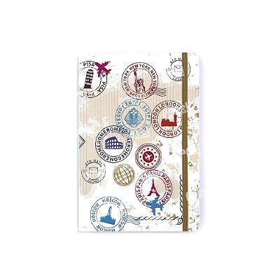 Caderneta Pequena Viagem