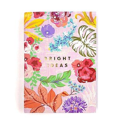 Caderno de Blocos Destacáveis Floral