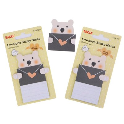 Sticky Notes Envelope Urso