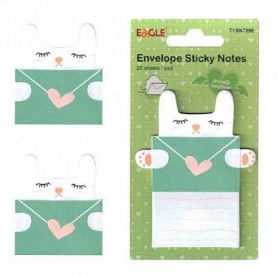 Sticky Notes Envelope Coelho