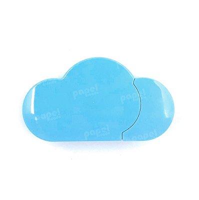 FIta Corretiva Nuvem Azul