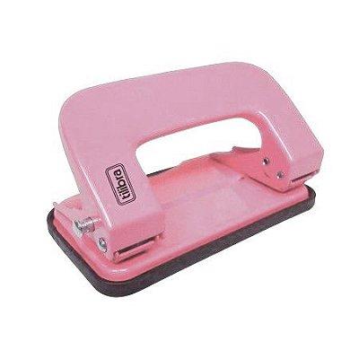 Perfurador de Papel Rosa Pastel