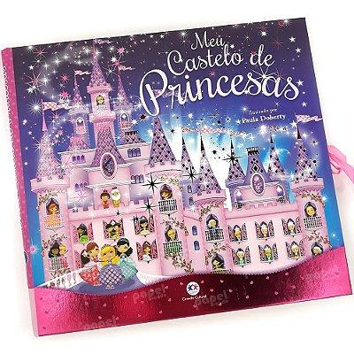 Livro Pop-Up com Cenário Meu Castelo de Princesas