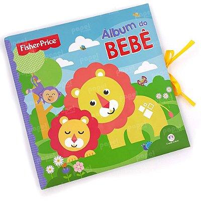 Álbum do Bebê Animais